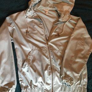 Forever21 lightweight windbreaker jacket
